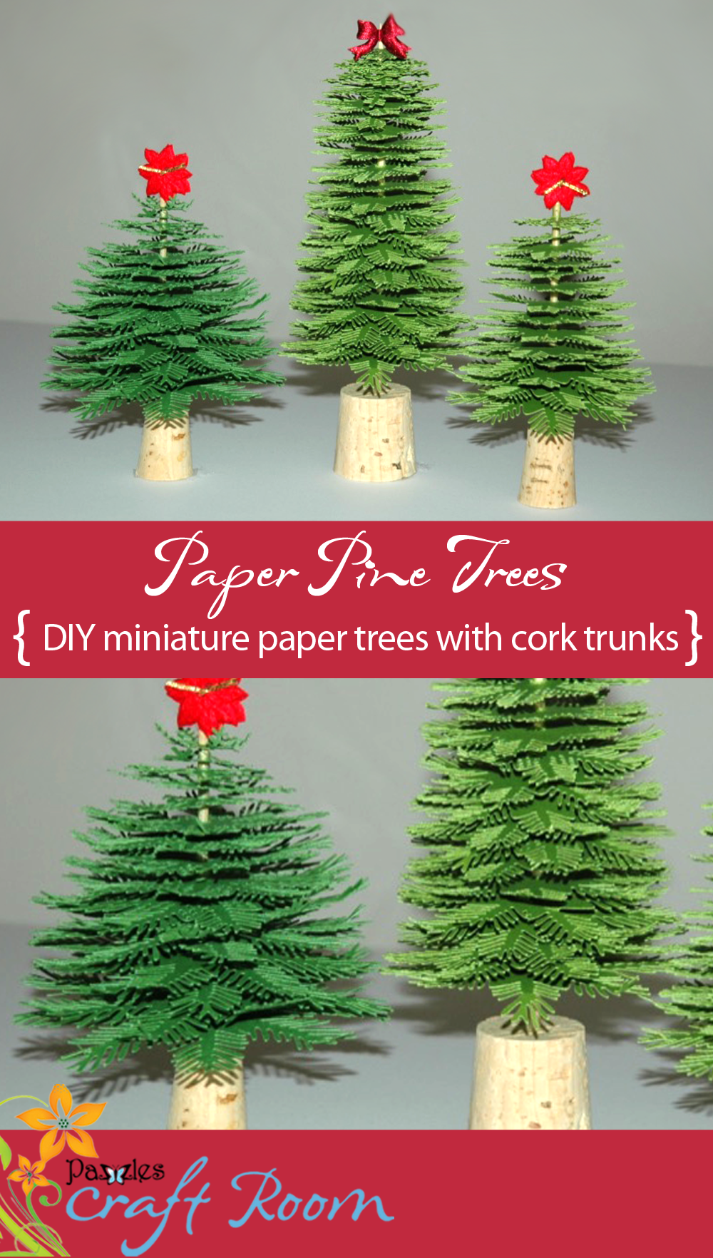 Miniature Pine Trees With Images Christmas Crafts Diy Outdoor Christmas Decorations Christmas Crafts