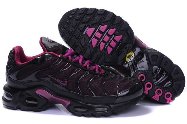 online store 82e5b 40fb0 Nike Air Max Tn Womens Black Purple