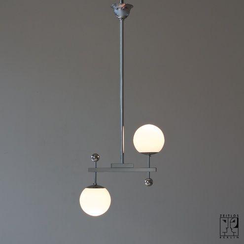 Bauhaus Ceiling Light Zeitlos Berlin Com Imagens Luz Casas