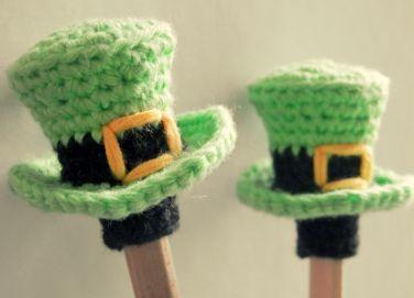 Free Amigurumi Leprechaun Pattern : Leprechaun hats crochet pinterest crochet amigurumi and knit
