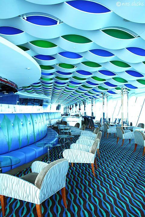 Al muhara restaurant at the burj al arab hotel dubai for International decor dubai