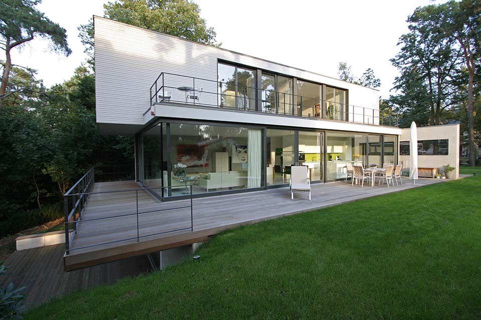 Projekte U2013 Haus Wirtz, Caputh U2013 Thomas Beyer Architekten