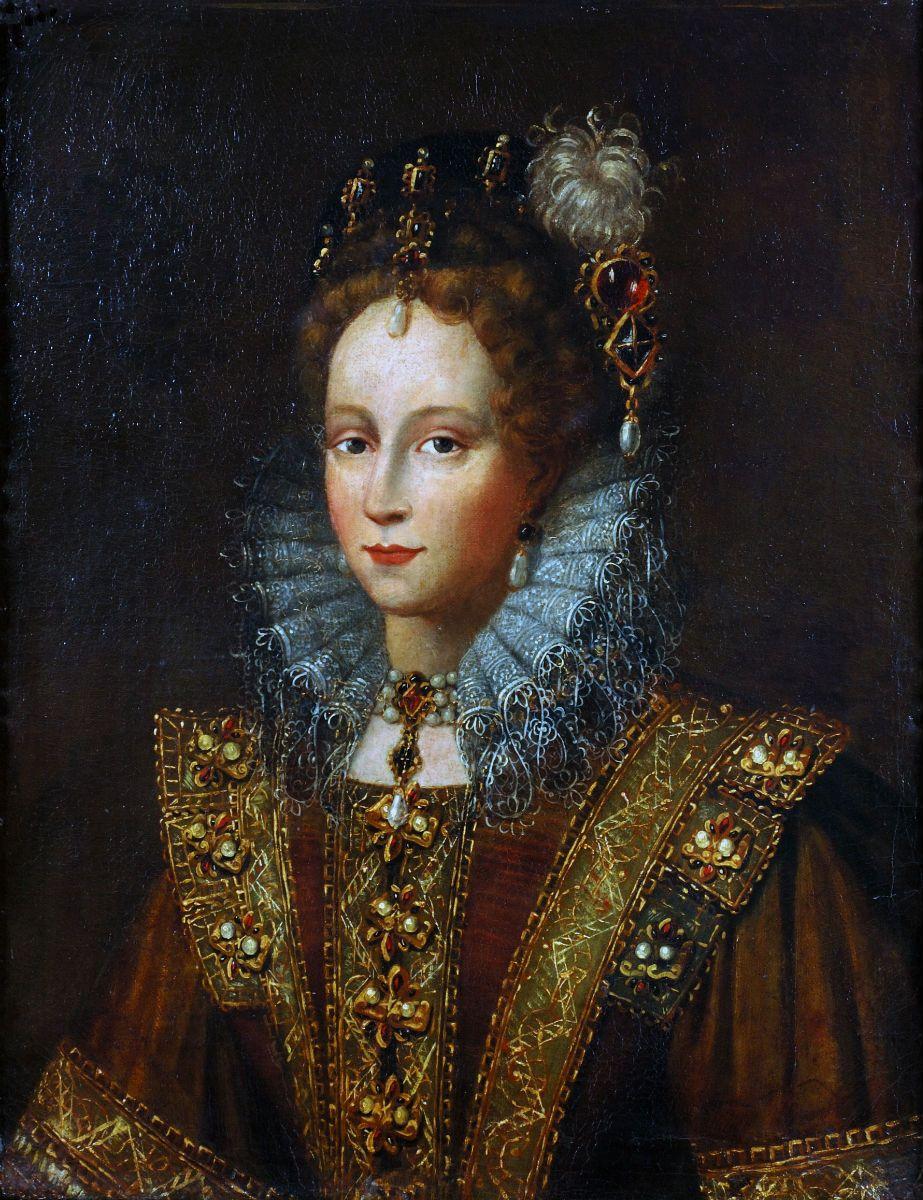 English school, Elizabeth I of England, 17th c, Musée