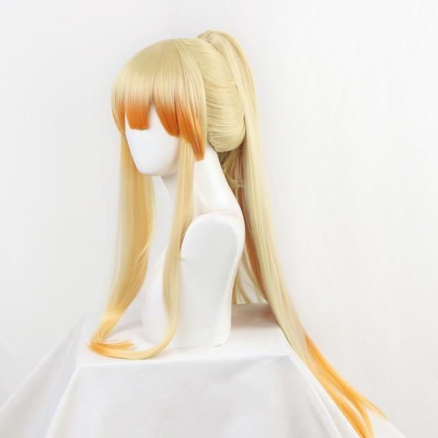 Photo of Demon Slayer Zenitsu Agatsuma long wig