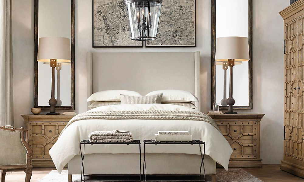 restoration hardware hotel bedding review bed sheets rooms washed linen