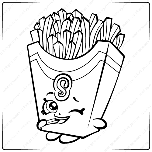 - Free Printable Shopkins Coloring Pages Shopkins Colouring Pages, Free  Printable Coloring Pages, Coloring Pages