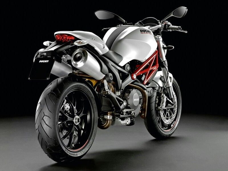 Ducati Monster 796 That Looks Oddly Familiar Ducati Monster Ducati Ducati Motorcycles