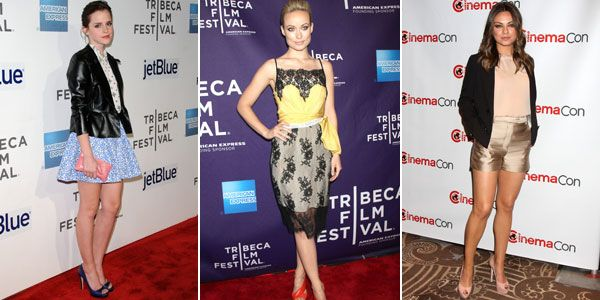 The 10 Best Dressed Celebs of the Week!