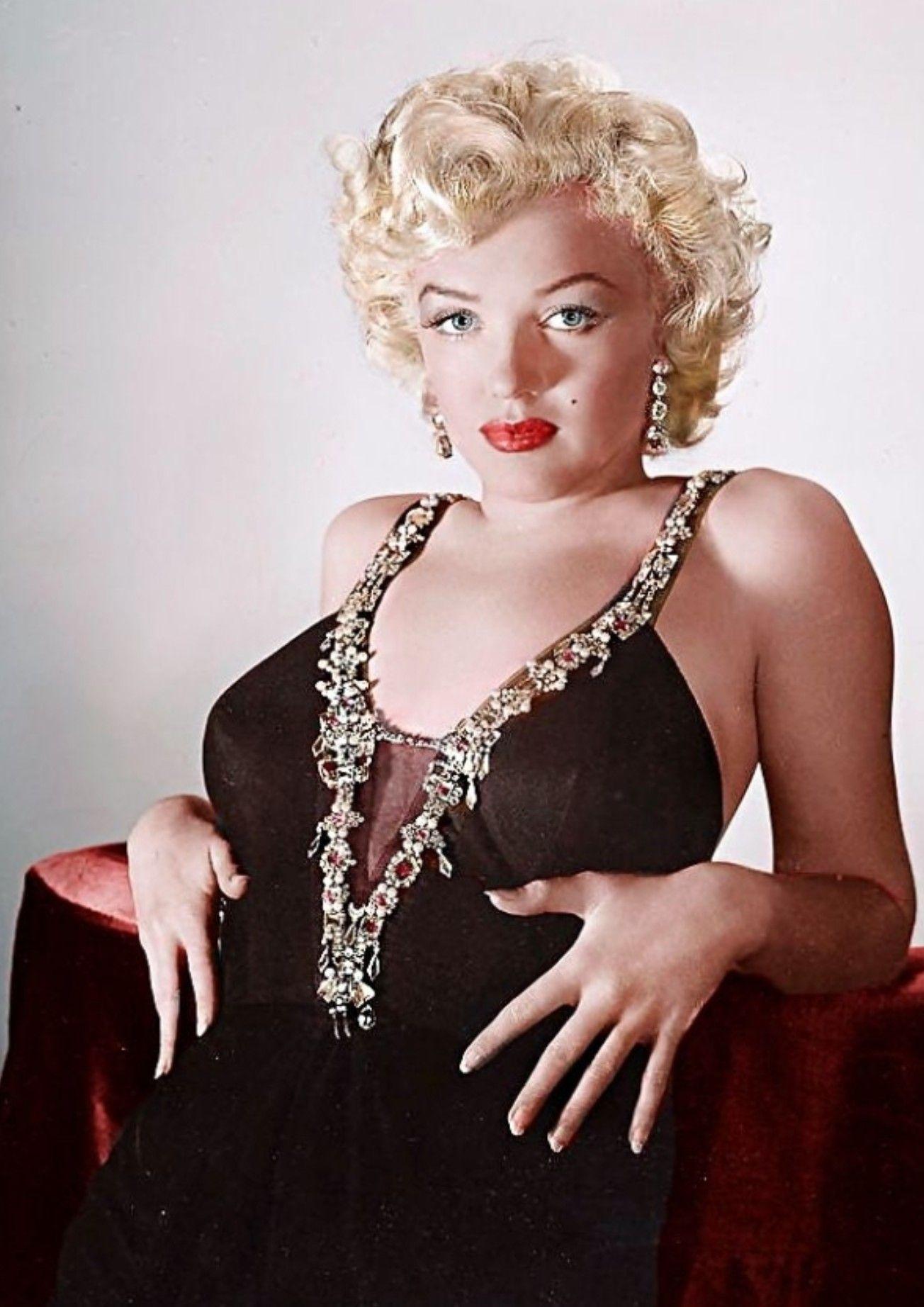 Marilyn Monroe A George Vreeland Hill Post Marilyn Monroe