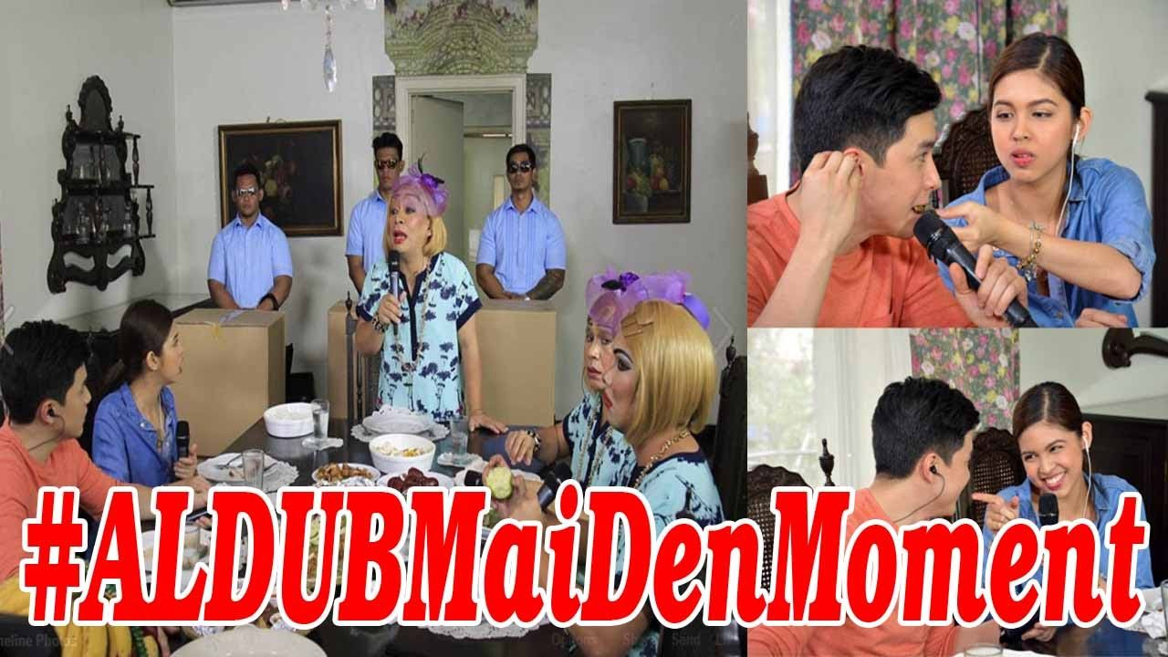 Eat Bulaga Kalyeserye | De Explorer's Last Day in Mansion | #ALDUBMemoriesOf2015  | Dec. 11, 2015