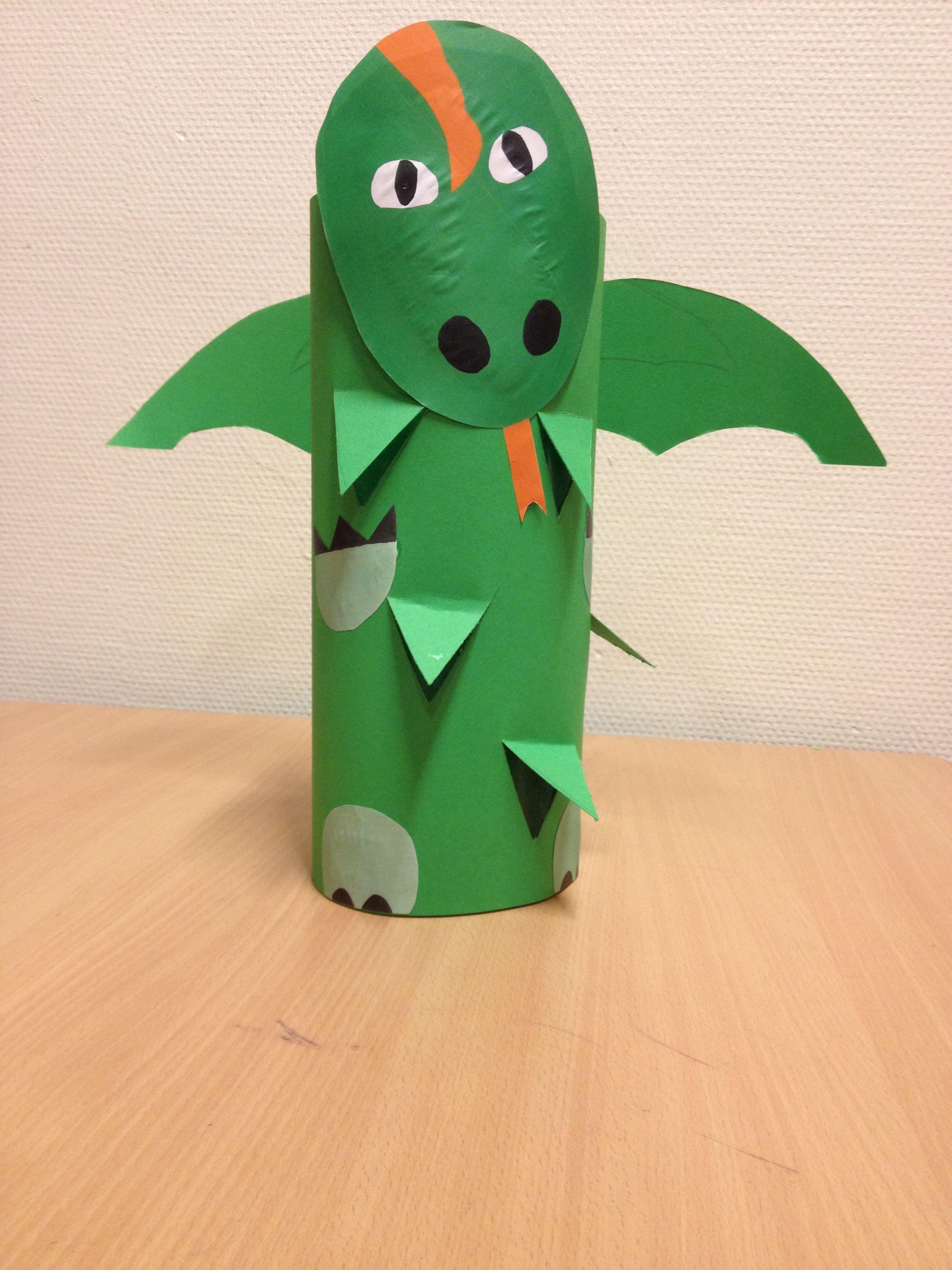 Drag n con rollos de papel higi nico manualidades diy activities kids paper roll crafts - Manualidades con papel craft ...