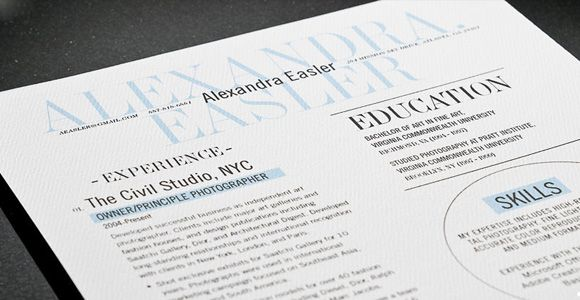 the 41 best resume templates ever  with images
