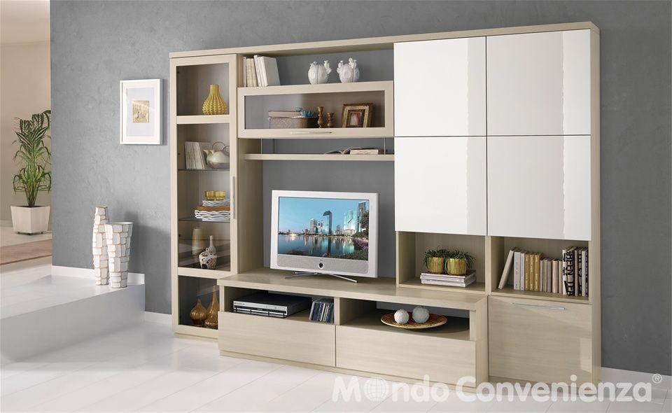 Soggiorno s 300 mondo convenienza casa pinterest 4 for Coin arredamento catalogo