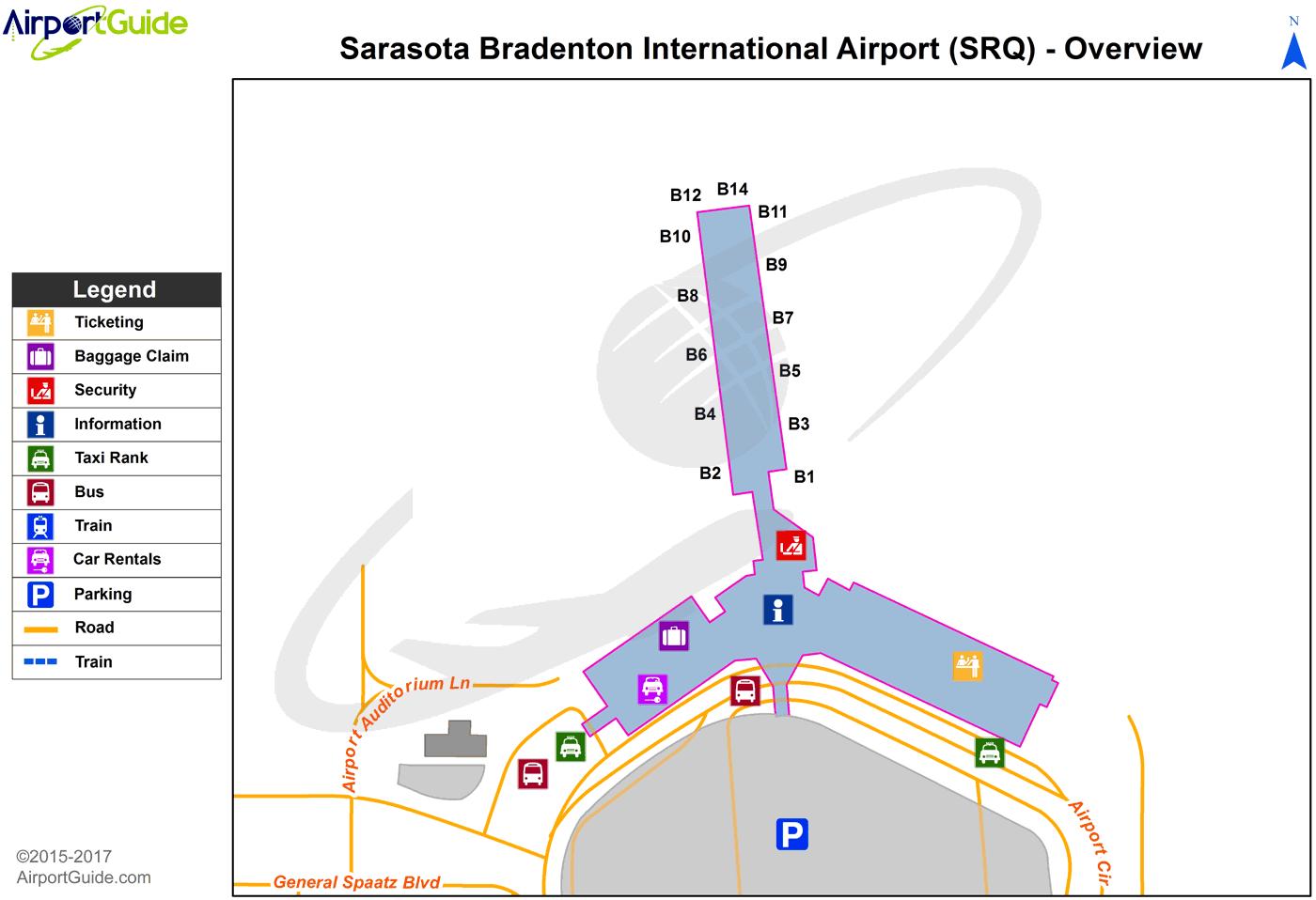 Sarasota/Bradenton Sarasota/Bradenton International (SRQ