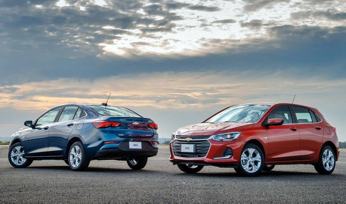 La Estrategia De Chevrolet Comenzo A Funcionar El Onix Lidera Los Patentamientos Provisorios De Argentina En Febrero Toyota Hilux Argentina Y Plan De Ahorro