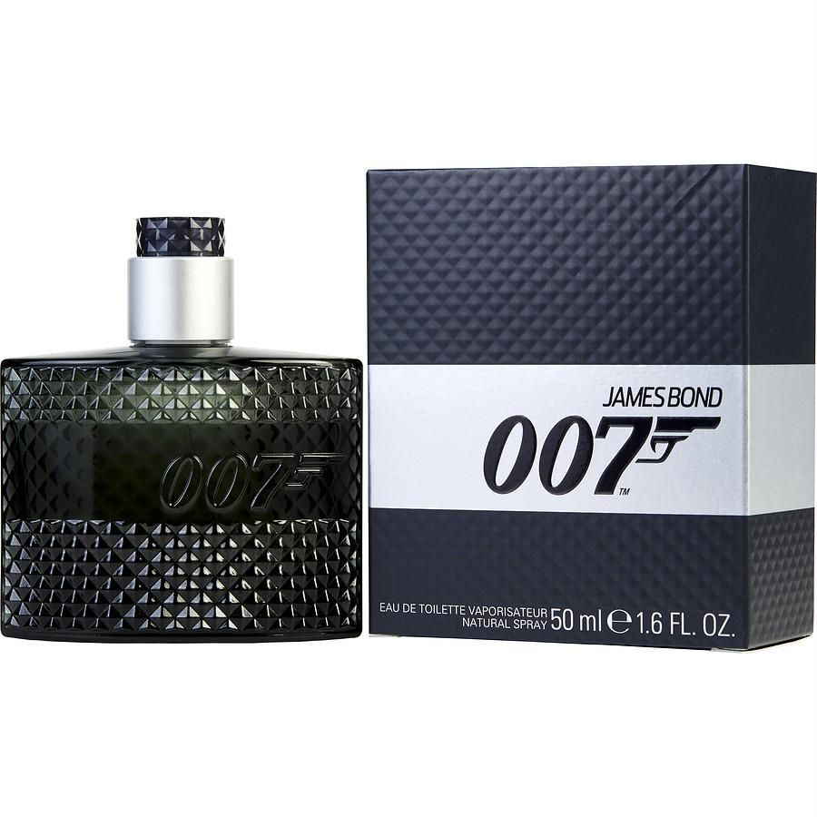 James Bond 007 By James Bond Edt Spray 1 6 Oz Fragrance Bond