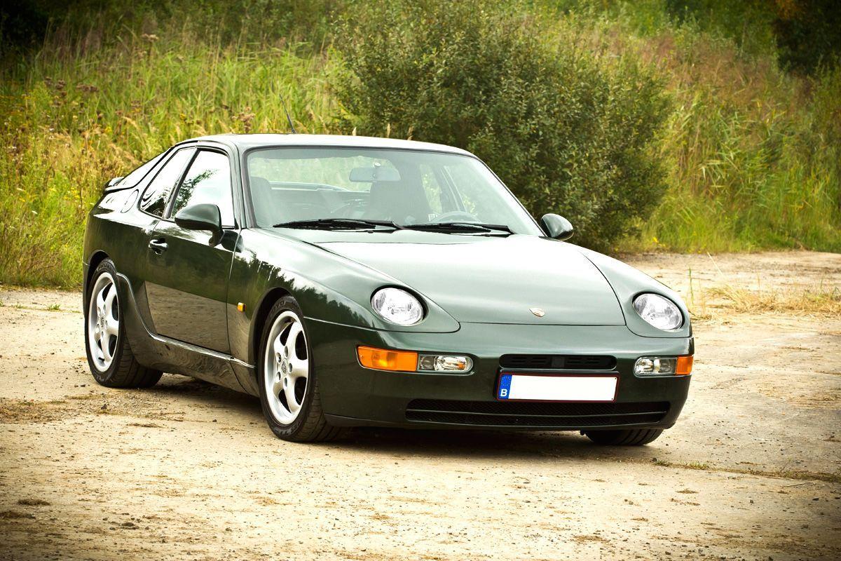 My '94 968 Club Sport in Oak Green - Rennlist - Porsche Discussion Forums