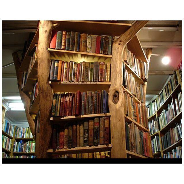 Tree Trunk Bookshelf Cool Bookshelves Tree Bookshelf Bookshelves