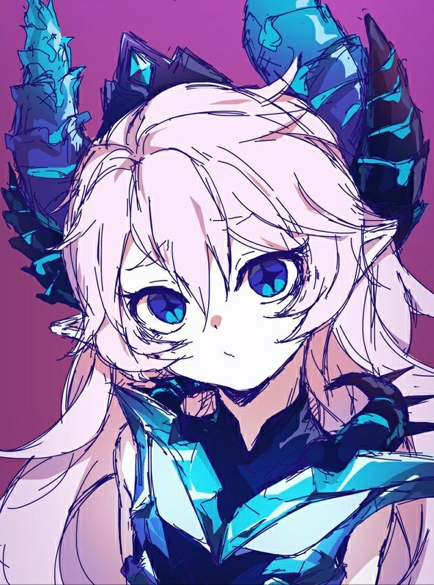 Re Turning from Another World Elsword, Gadis animasi