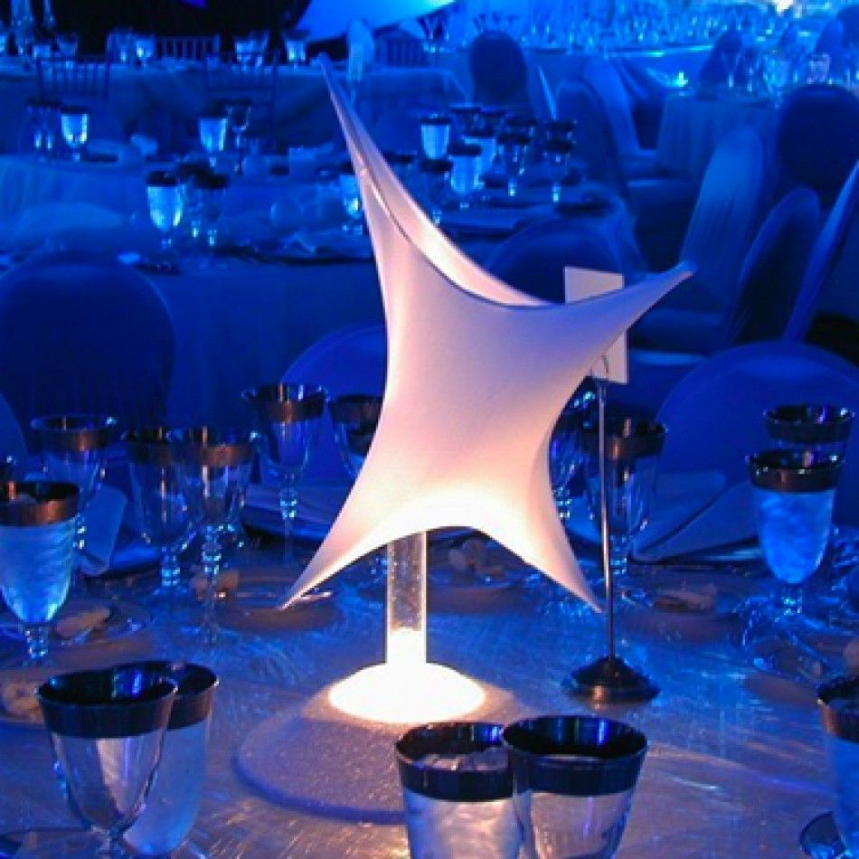 Lighted galaxy centerpiece 48 colors best seller for Lighted wedding centerpieces ideas