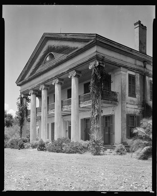 Abandoned Houses In Plymouth Ma: Madewood, Napoleonville Vic., Assumption Parish, Louisiana
