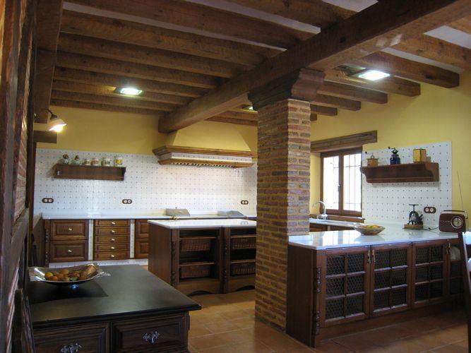 Dise o de cocina dise o de cocinas en titulcia cocina for Diseno de cocinas madrid