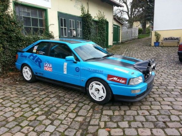 Audi Coupe S2 Rallye ideal for CTC  We sell an S2 Coupe in very good