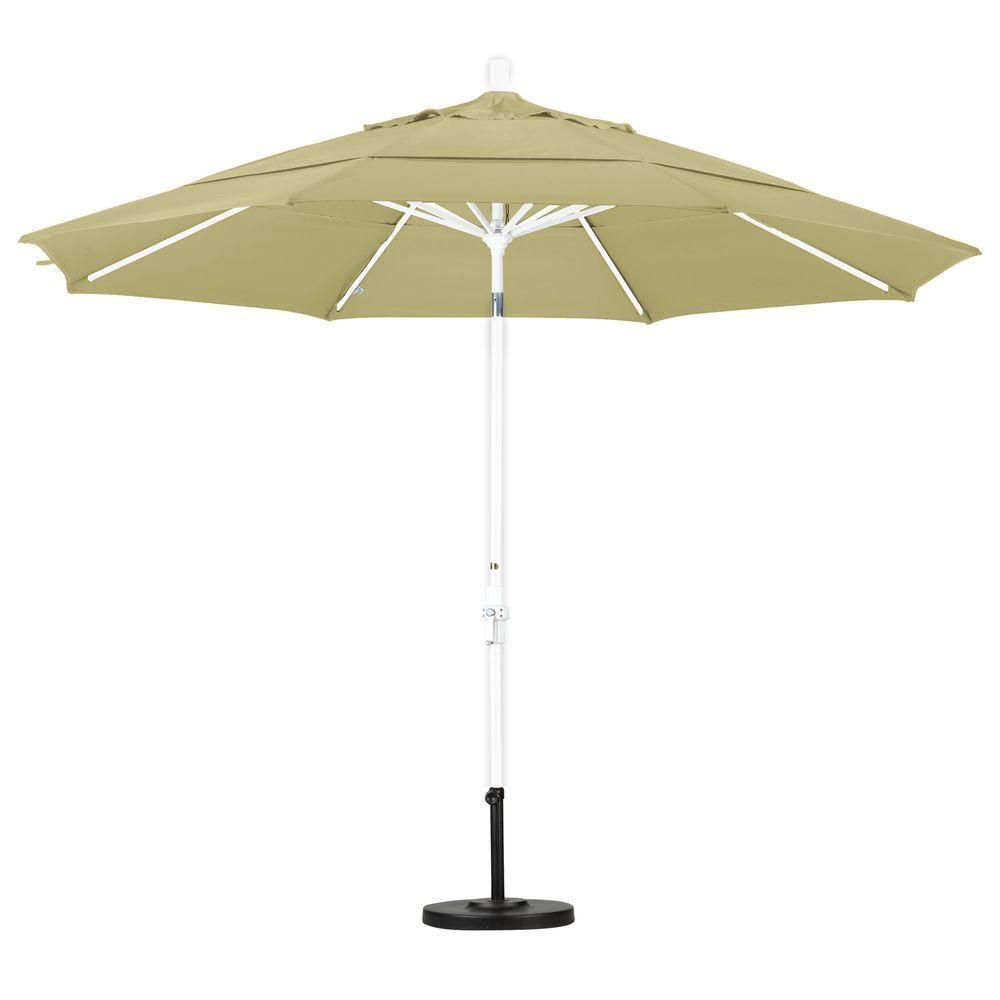 California Umbrella 11 Ft Aluminum Collar Tilt Double Vented
