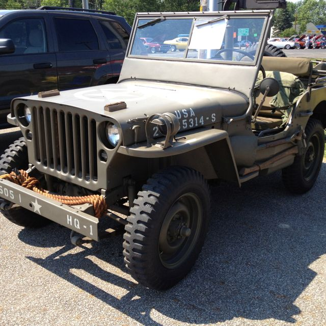1945 Willys U.S. Army Jeep