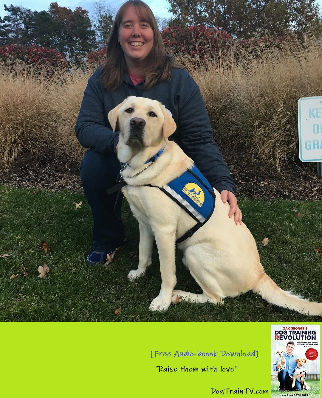 In Today S Friends Of Nigel Meet Amanda Otteni Nigel S Canine