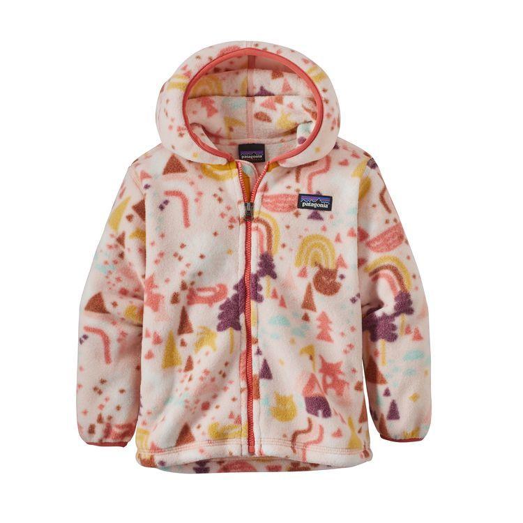 Baby Synchilla 174 Fleece Cardigan Fleece Cardigan Girls