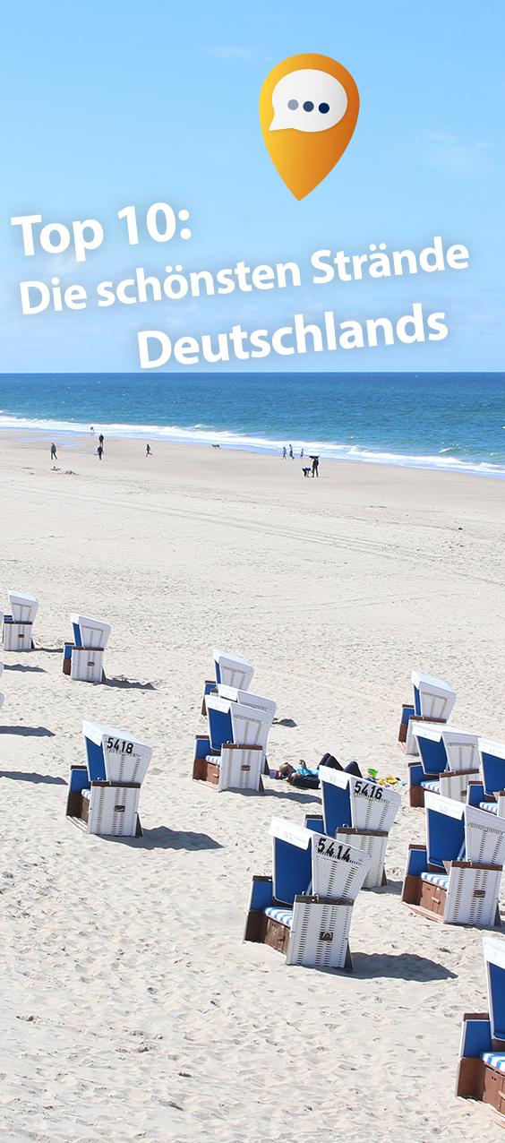 ranking das sind die 10 schönsten strände deutschlands