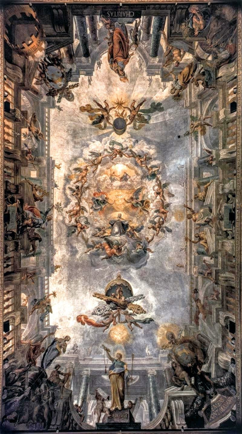 Vatican City Kartiny Epohi Renessansa Hudozhestvennye Kartiny