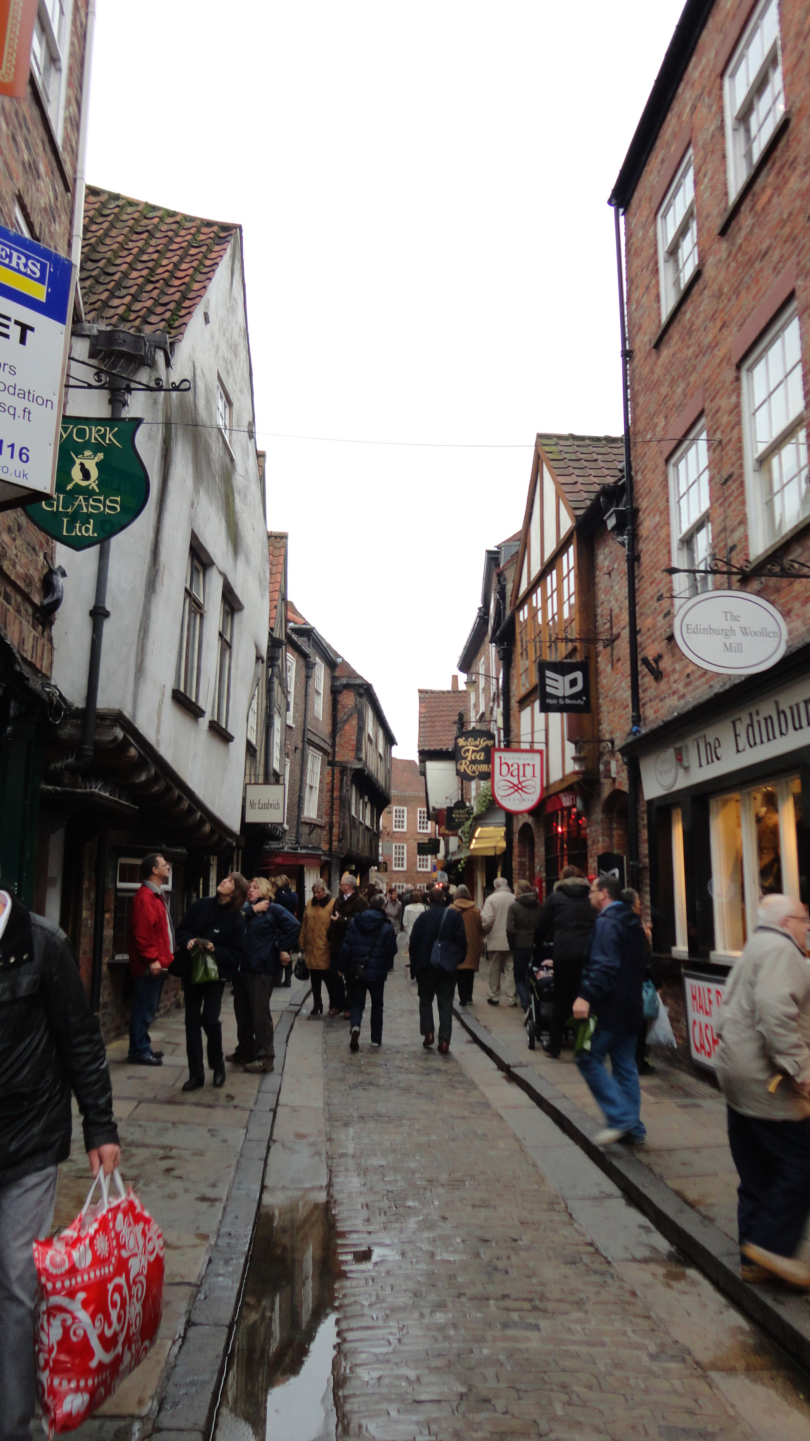 The Shambles, York, UK