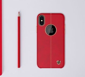 coque 360 rouge iphone x
