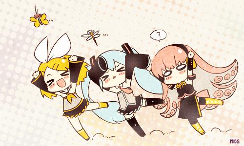 El diario de Yuuto★: Fanfic de Vocaloid en progreso ^w^
