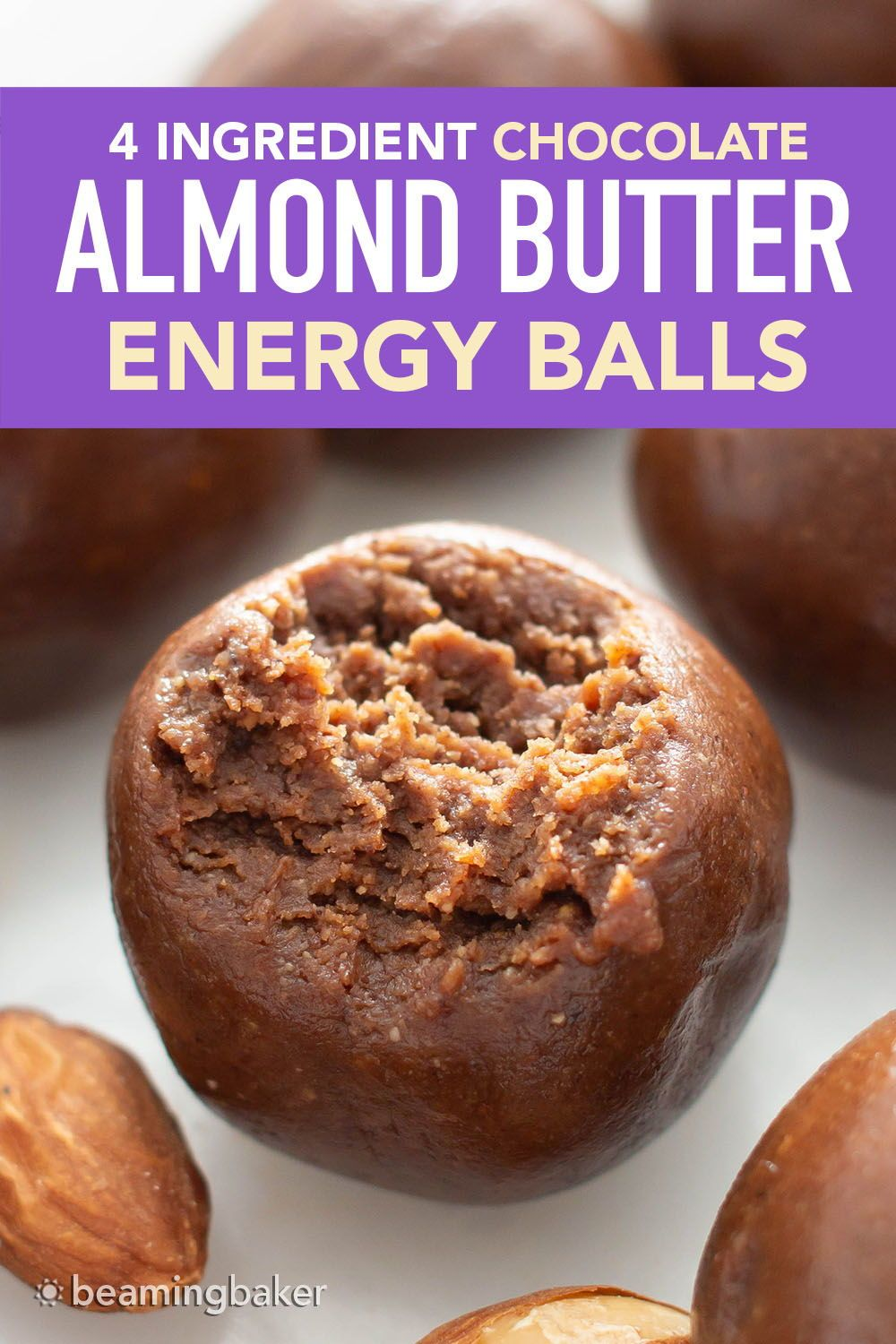 Paleo Energy Balls Just 4 Ingredients For Delicious Protein