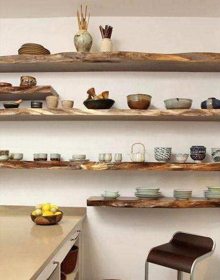Easy wooden shelf ideas that you can DIY  Dekorace