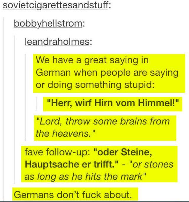 Photo of 18 pruebas de que el idioma alemán, idioma difícil