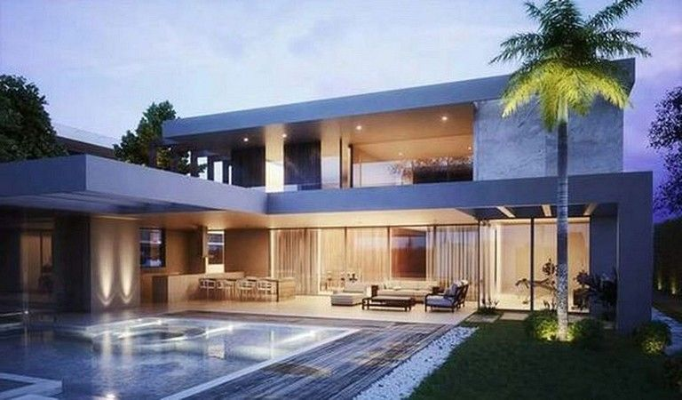 22 Awesome Latest Minimalist Home Design That Will Not Be Eaten In The End Times Page 17 Of 24 House Designs Exterior Minimalist House Design House Design