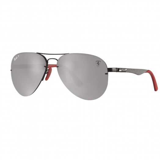9d04e3eb608 Ray-Ban for Scuderia Ferrari Limited Edition GP Italia RB3460M - Ray-Ban  for Scuderia Ferrari - Man - Off Track