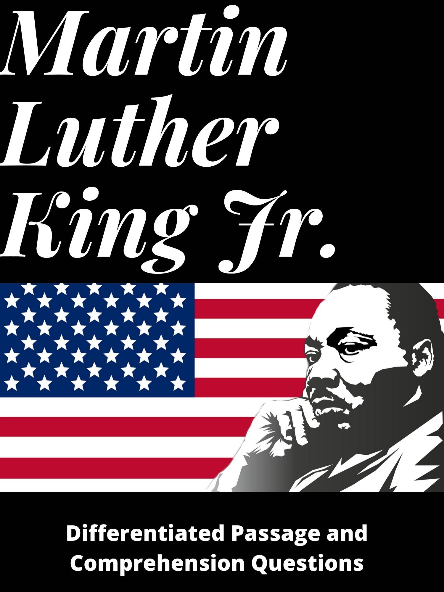 Martin Luther King Jr In