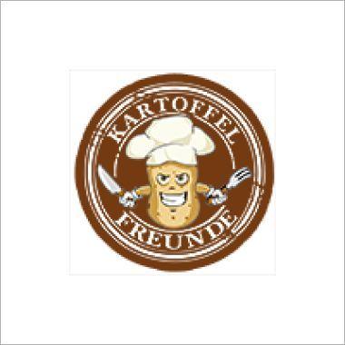 Logo Foodtruck Kartoffelfreunde Schweinfurt