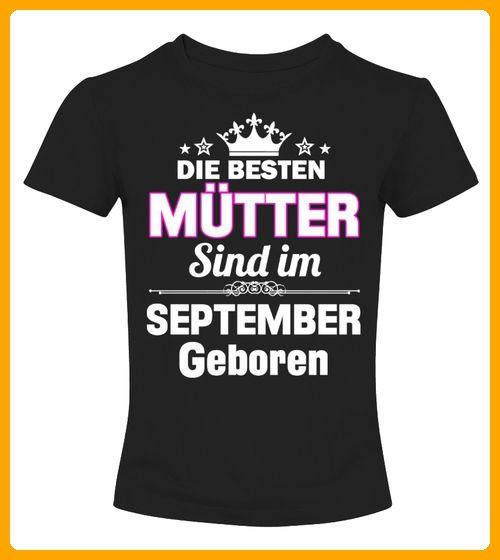 DIE BESTEN MTTER SEPTEMBER - Shirts für freundin (*Partner-Link)