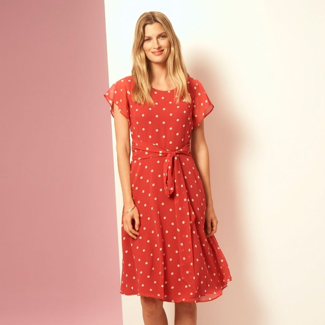 Step into spring with the Gabby Dress
