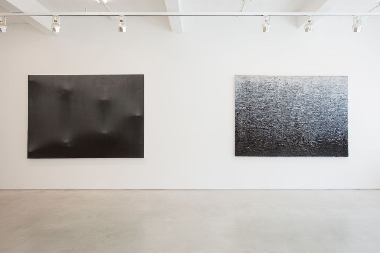Eric Freeman Artist Paintings Launch F18 Gallery Lower East Side Manhattan New York City