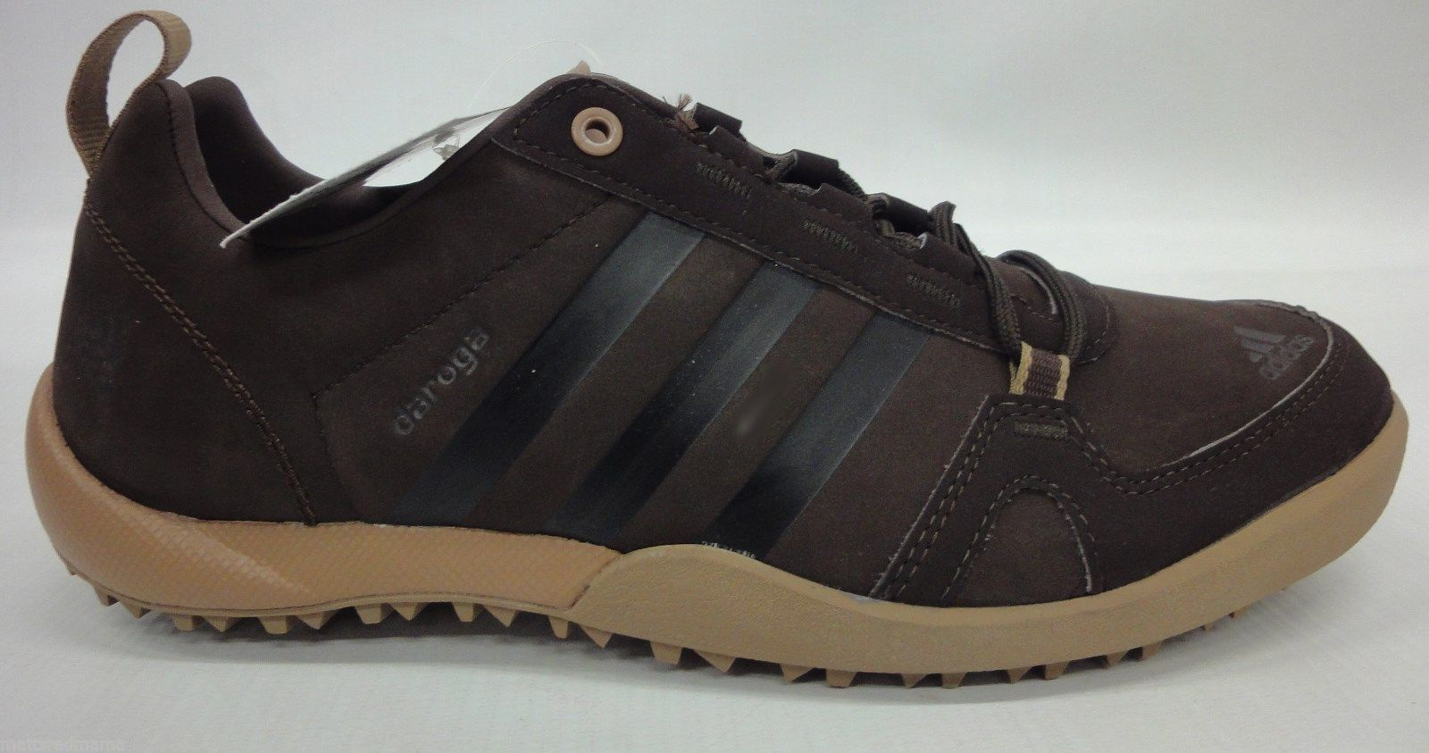 Adidas Mens Daroga Two 11 Shoes G97028 Mustang Brown/Craft Canvas ...