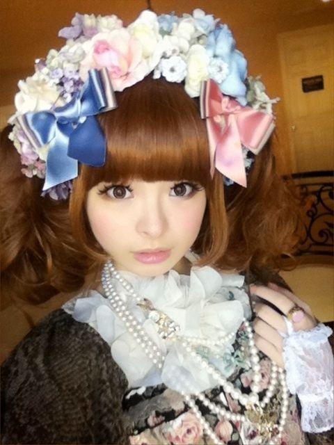 クラシックロリータ Kpp Kyary Pamyu Pamyu Gothic Lolita Lolita