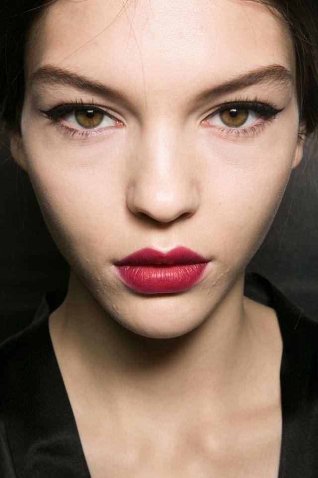 #DolceGabbana, #AW1314 #Makeup by Pat McGrath