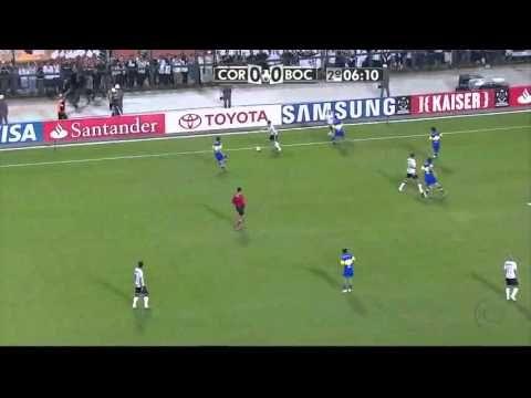 Jogo Completo Corinthians 2 X 0 Boca Juniors 2 Jogo